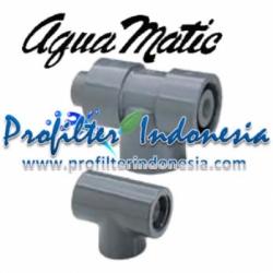 Aquamatic Ejector  Q5443 1,50 inch PVC Blue 1070370 profilterindonesia  large