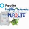 Purolite C100 Strong Acid Cation Resin profilter indonesia  medium