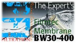 d Filmtec BW30 400 Membrane ProFilter Cartridge Indonesia  large