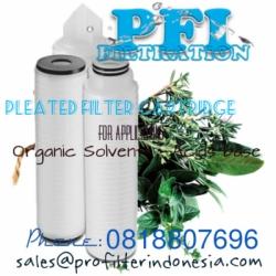 d d d d d Solvent Acids Base Filter Cartridge Pleated Indonesia  large