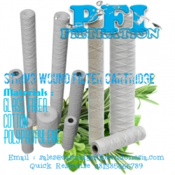 d d profilter string wound filter cartridges indonesia  large